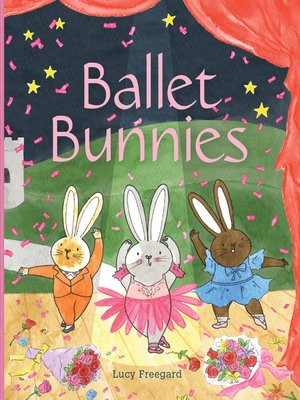 cover image of Ballet Bunnies