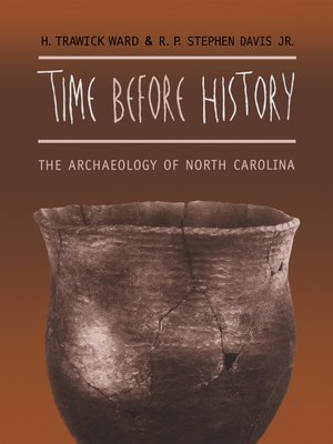 cover image of Time before History