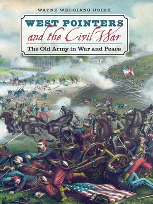 cover image of West Pointers and the Civil War
