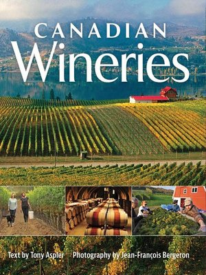 cover image of Canadian Wineries