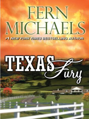 cover image of Texas Fury