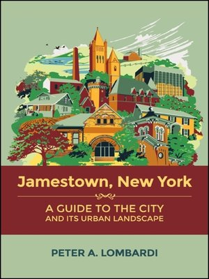 cover image of Jamestown, New York