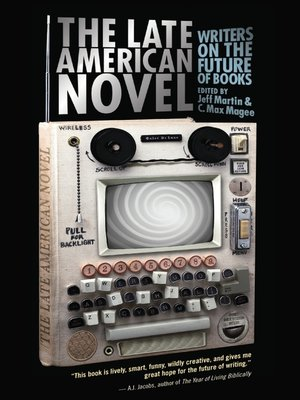 cover image of The Late American Novel