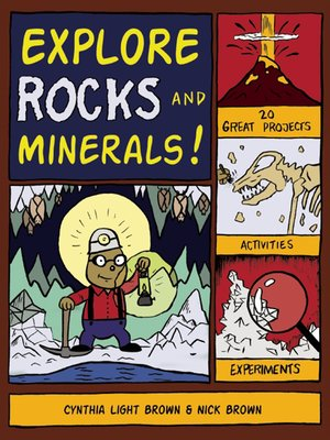 cover image of Explore Rocks and Minerals!