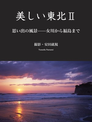 cover image of 美しい東北II
