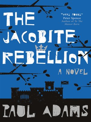 cover image of The Jacobite Rebellion