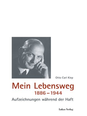 cover image of Mein Lebensweg 1886-1944