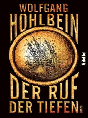 cover image of Der Ruf der Tiefen
