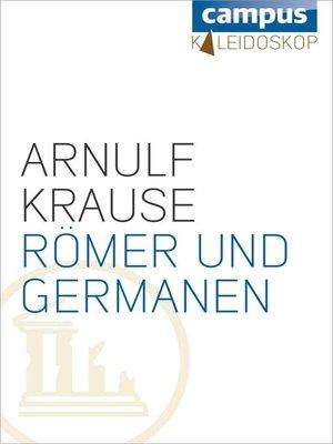 cover image of Römer und Germanen