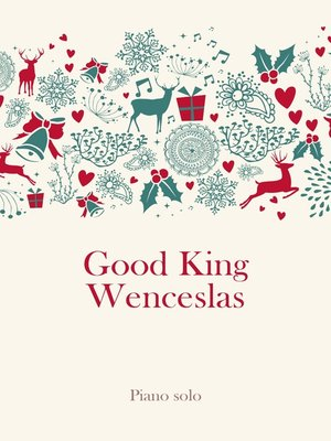 cover image of Good King Wenceslas