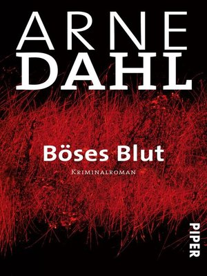 cover image of Böses Blut