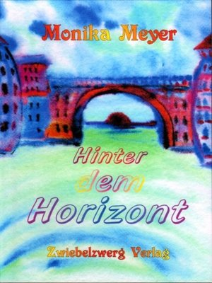 cover image of Hinter dem Horizont