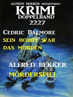 cover image of Krimi Doppelband 2227