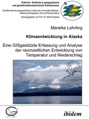 cover image of Klimaentwicklung in Alaska