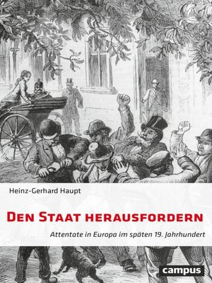 cover image of Den Staat herausfordern