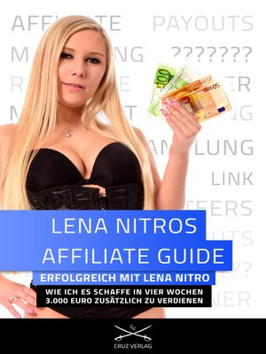 cover image of Lena Nitros Affiliate Guide