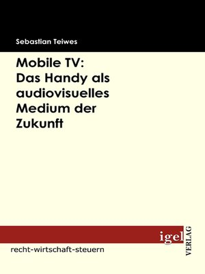 cover image of Mobile TV