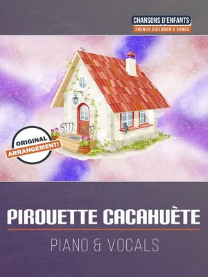 cover image of Pirouette Cacahuète