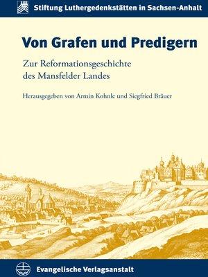 cover image of Von Grafen und Predigern