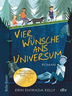 cover image of Vier Wünsche ans Universum
