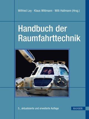cover image of Handbuch der Raumfahrttechnik