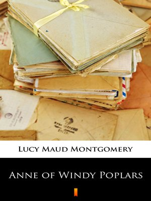 cover image of Anne of Windy Poplars