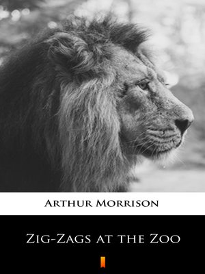 cover image of Zig-Zags at the Zoo