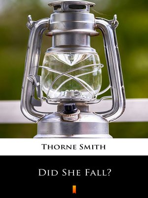 cover image of Did She Fall?