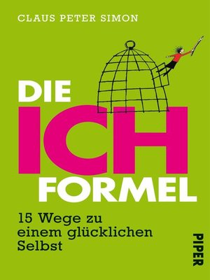 cover image of Die Ich-Formel