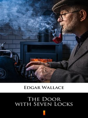 cover image of The Door with Seven Locks