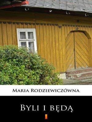 cover image of Byli i będą