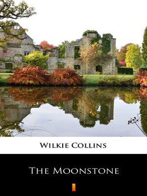 cover image of The Moonstone
