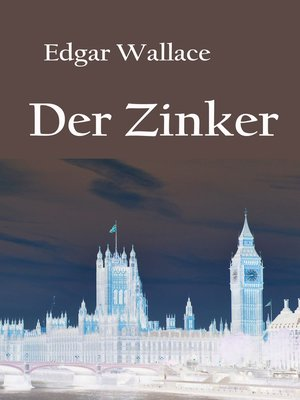 cover image of Der Zinker