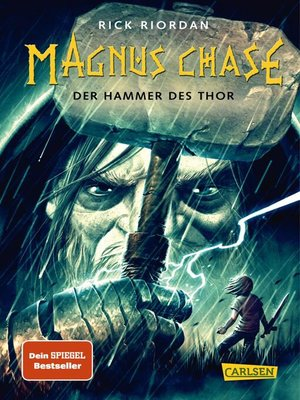 cover image of Magnus Chase 2