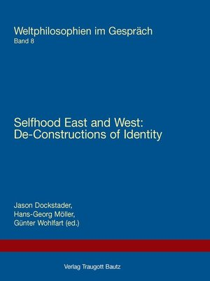 cover image of Selfhood East and West