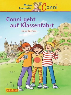 cover image of Conni-Erzählbände 3