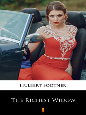 cover image of The Richest Widow