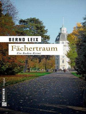 cover image of Fächertraum