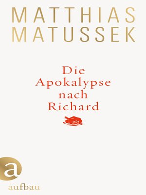 cover image of Die Apokalypse nach Richard