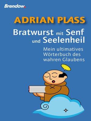 cover image of Bratwurst mit Senf und Seelenheil