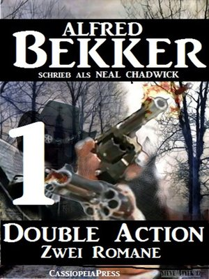 cover image of Double Action 1--Zwei Romane
