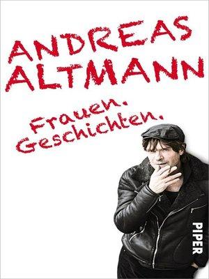 cover image of Frauen.Geschichten.