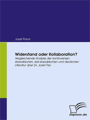 cover image of Widerstand oder Kollaboration?