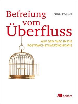 cover image of Befreiung vom Überfluss