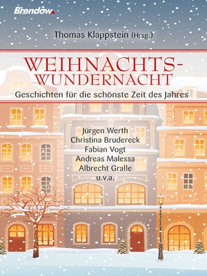 cover image of Weihnachtswundernacht 5