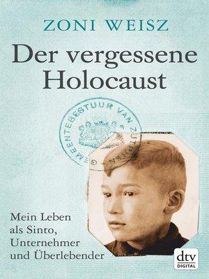 cover image of Der vergessene Holocaust
