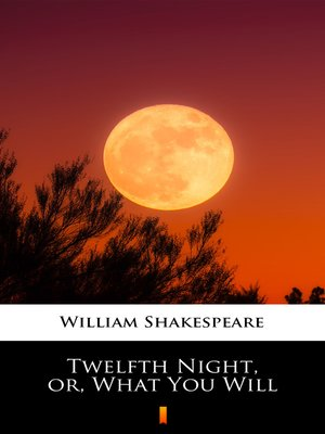 cover image of Twelfth Night, or, What You Will