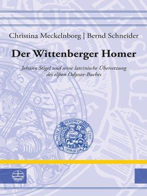 cover image of Der Wittenberger Homer