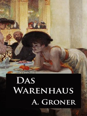 cover image of Das Warenhaus