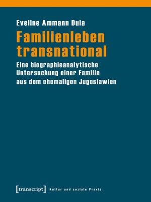 cover image of Familienleben transnational